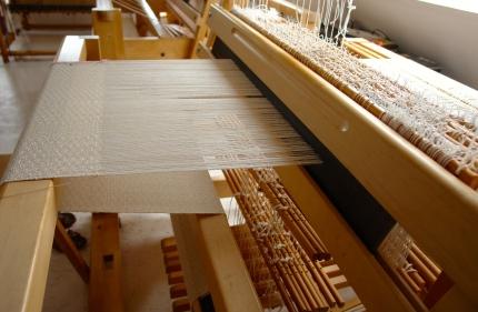 zijde weven