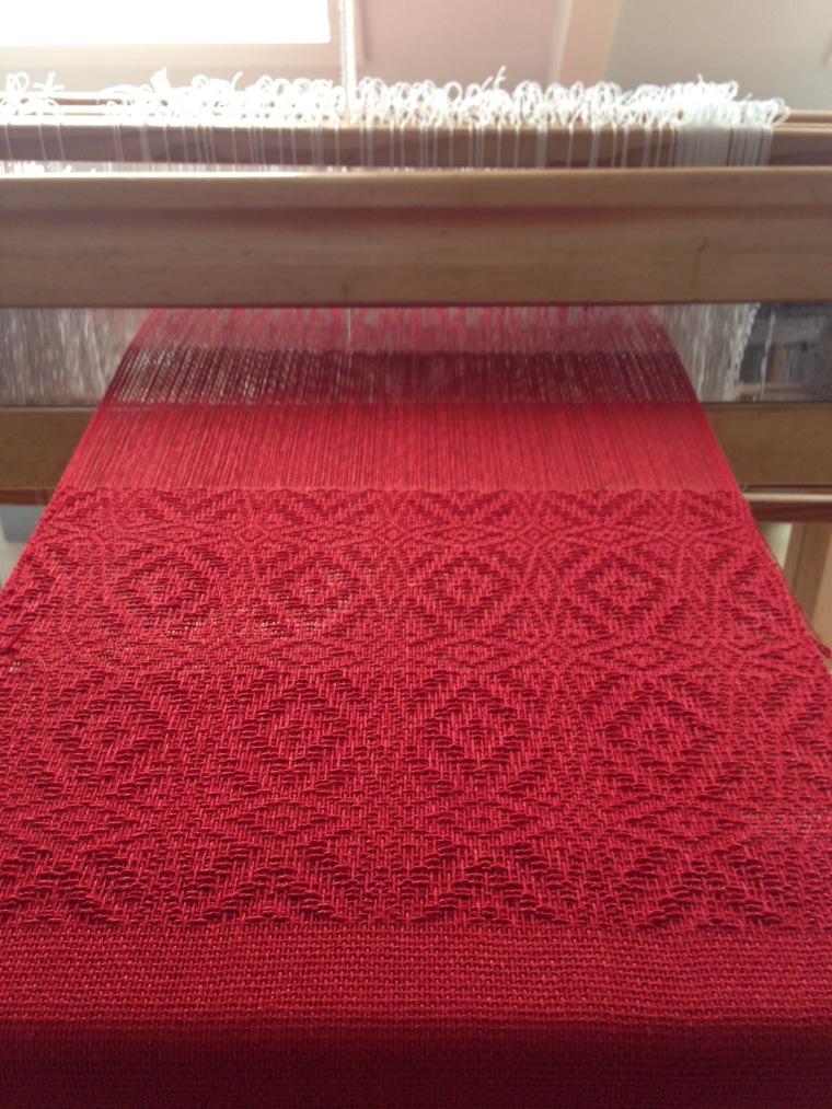 Rode zijde, oneindige