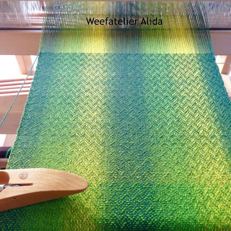 groen-sjaal