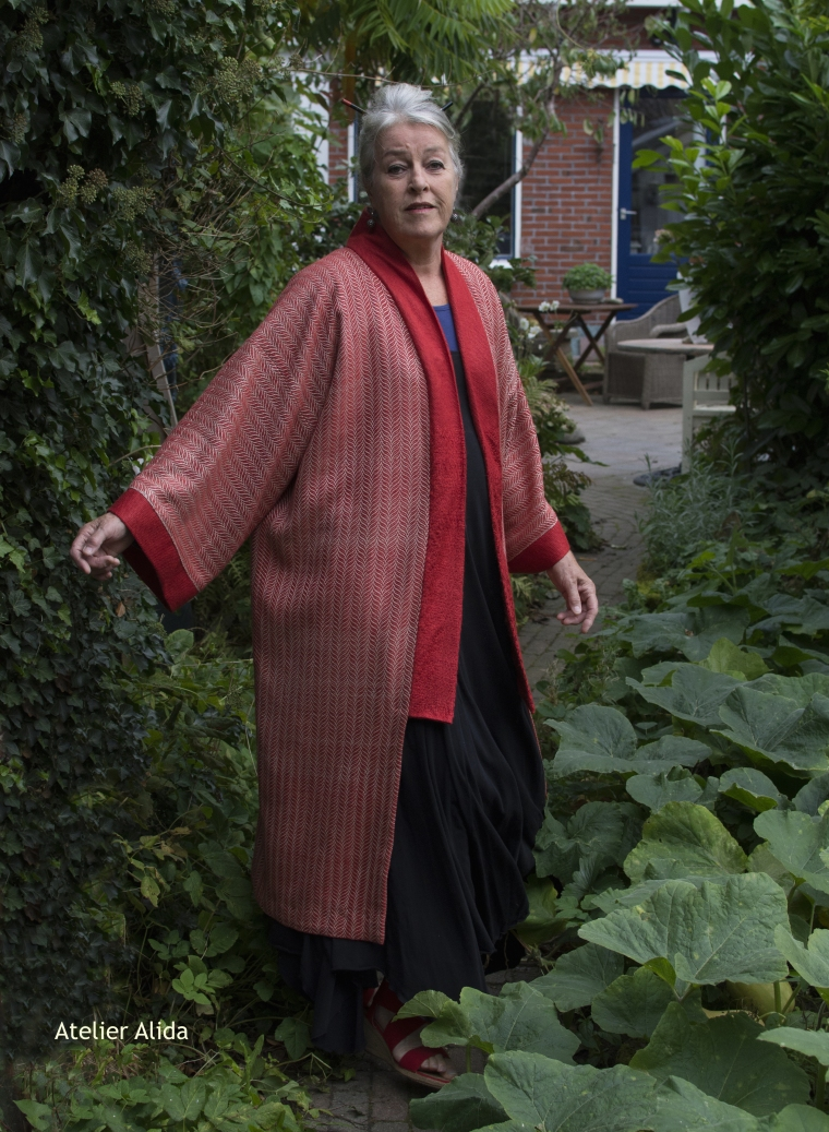 zijde-kimonojas