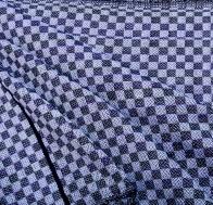 60x56cm, blauw paars lichtblauw, ecokatoen, dikker